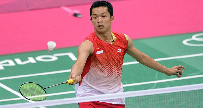 pemain badminton profesional