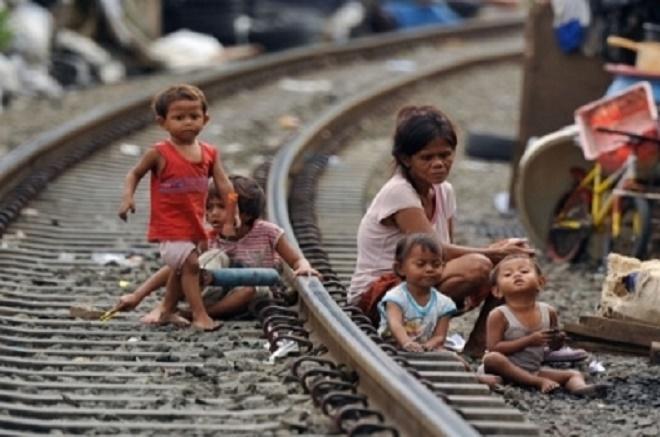 Potret kemiskinan di Indonesia