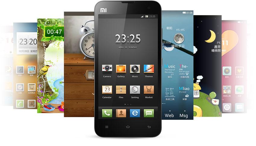 Berbagai merek smartphone ternama di Indonesia