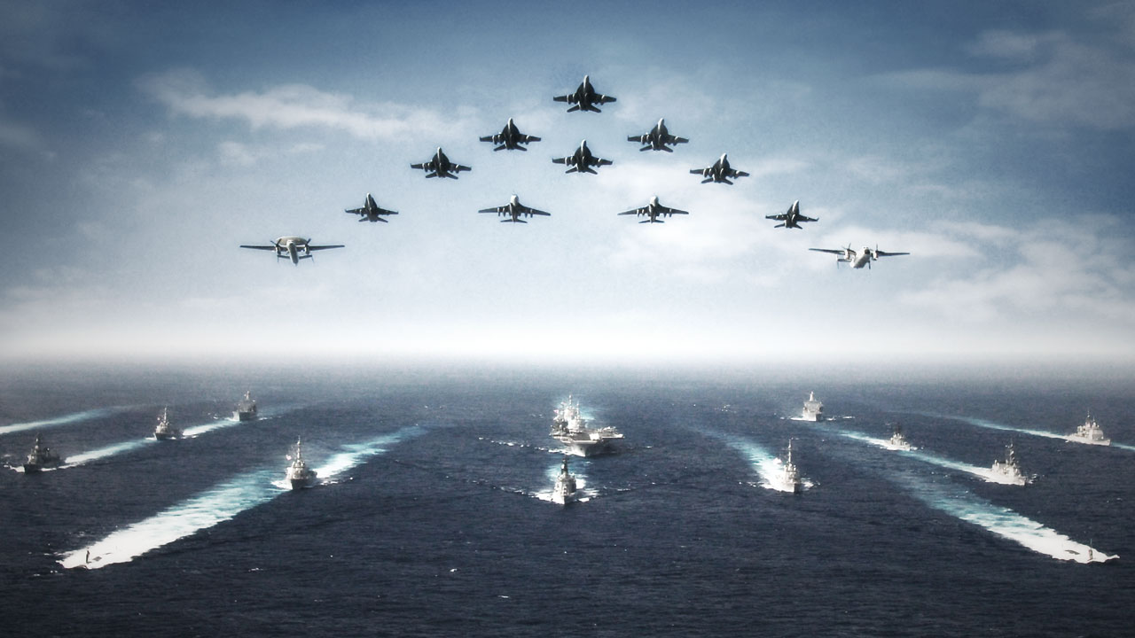 dana militer amerika