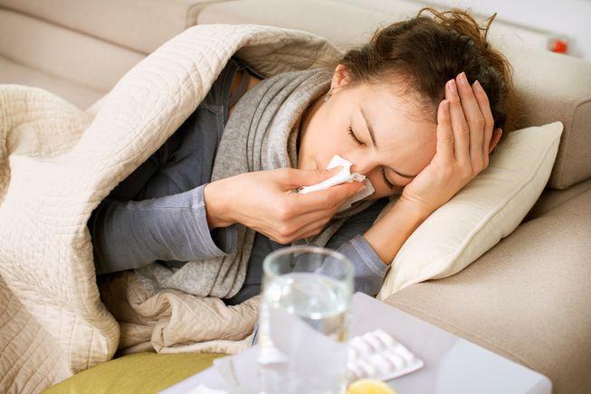 Flu bisa jadi tanda kehamilan
