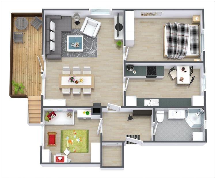 Bagaimana Caraku Mendesain Rumahku Sendiri Tanpa Seorang Arsitek Galena