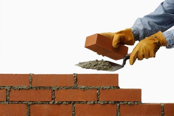 Gunakan bahan bangunan lokal