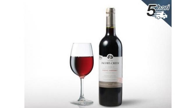 minuman wine