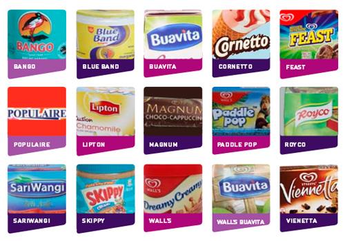 merk-merk resep makanan