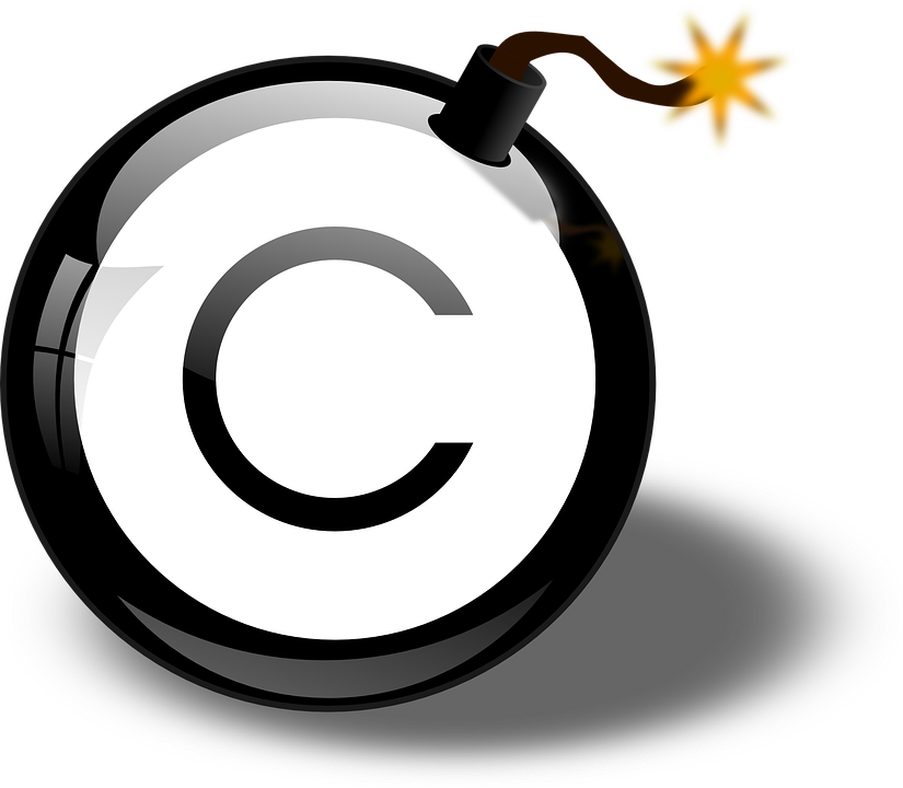 aturan hak cipta