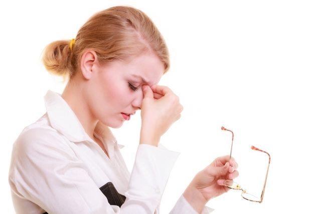 Sinusitis akibat penggunaan kacamata