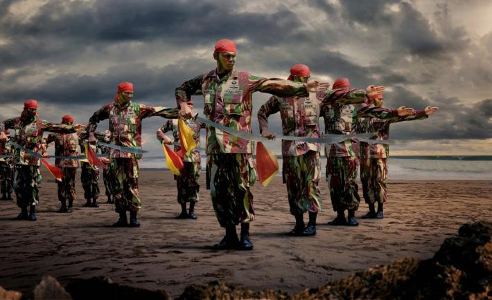 kekuatan perang indonesia