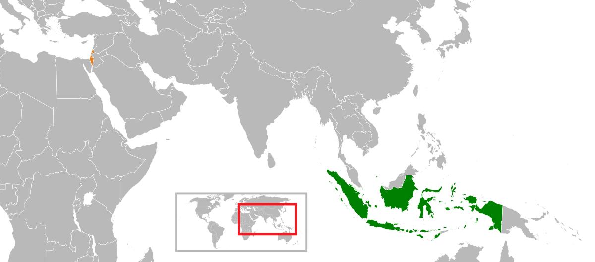 indonesia israel 3