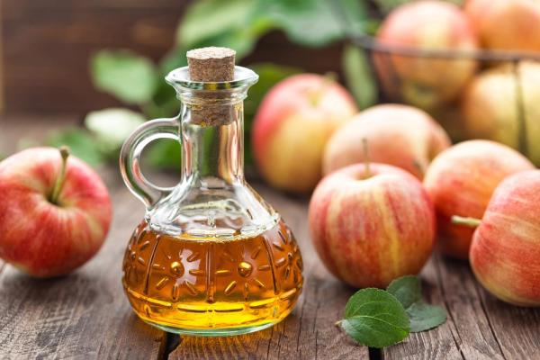 Cuka apel bisa mengobati sariawan