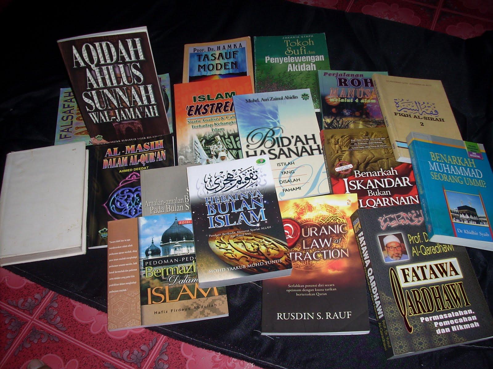 buku sejarah islam