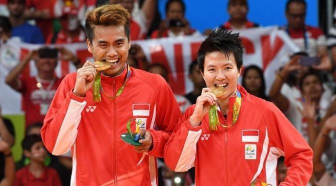 kehebatan pemain badminton Indonesia