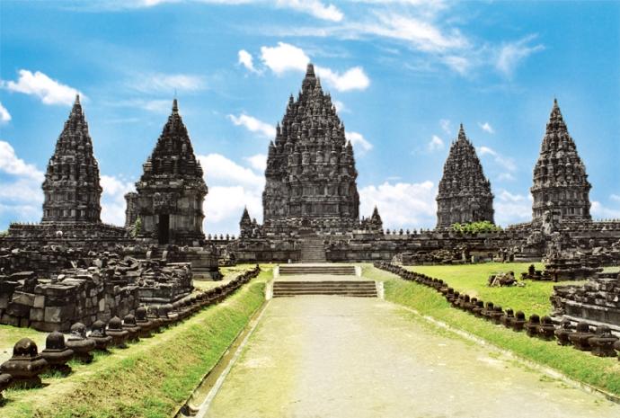 persamaan budaya India dengan Indonesia