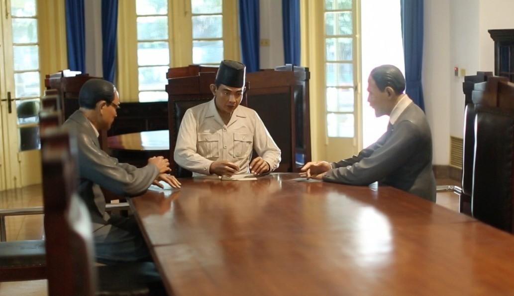 Sejarah perumusan teks proklamasi Indonesia