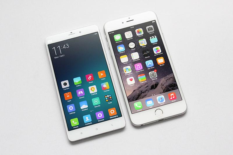 Perbedaan konektivitas Xiaomi vs iPhone