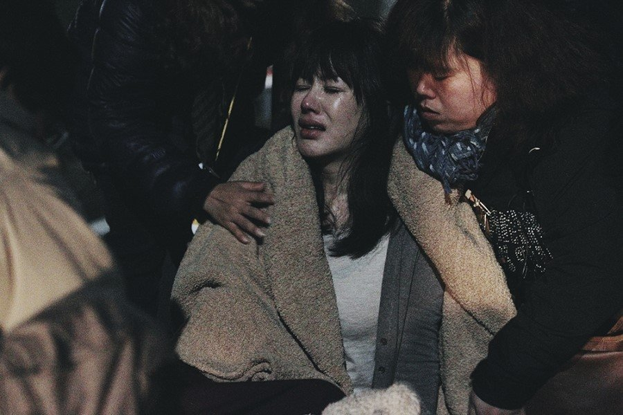 galena hakyeong dari film montage
