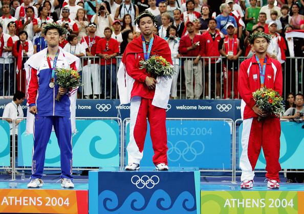 juara olimpiade