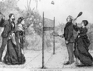 sejarah badminton