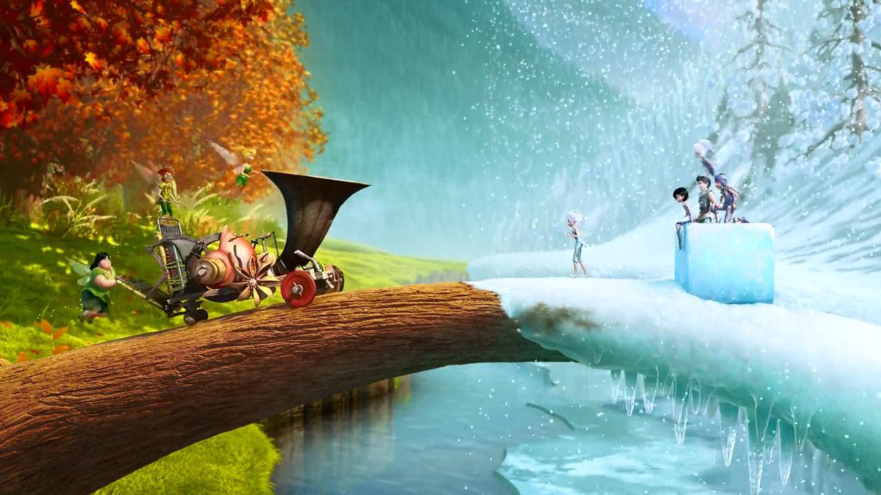 musim pada film animasi