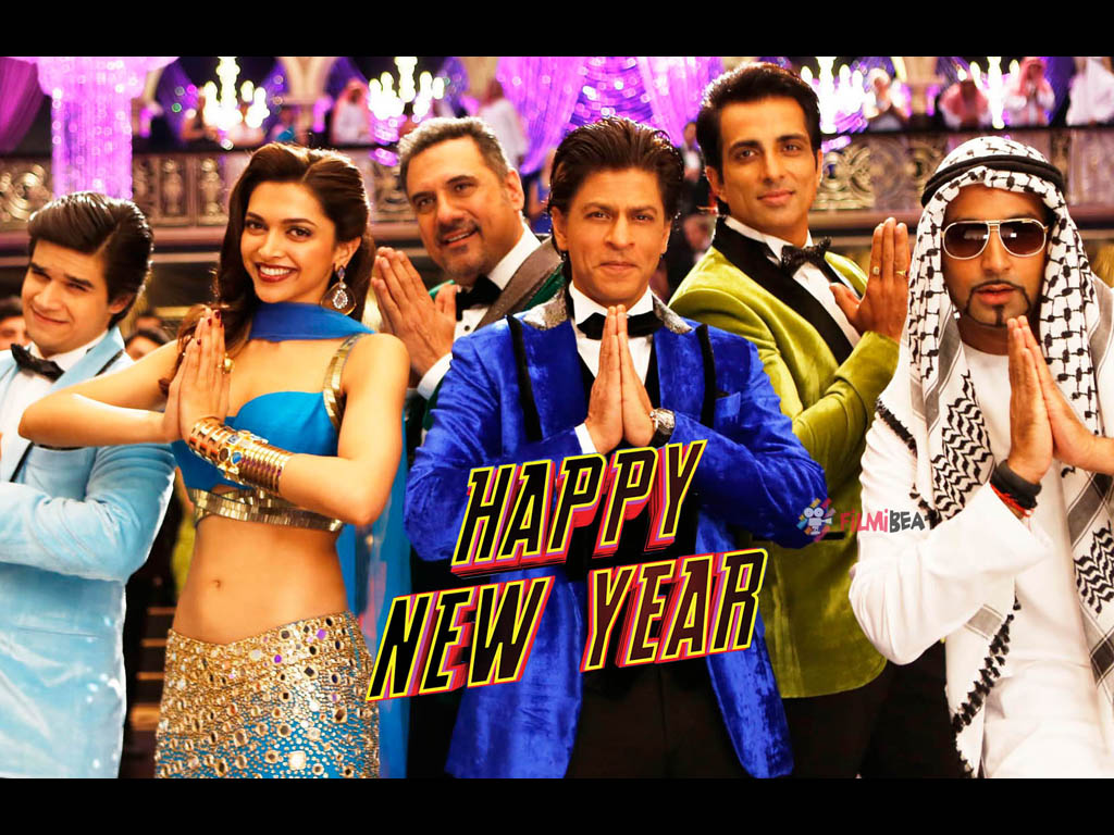 Happy New Year Film India 46