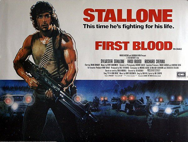 first blood movie