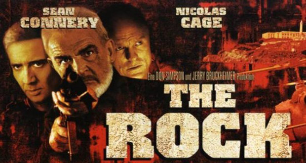 the rock movie