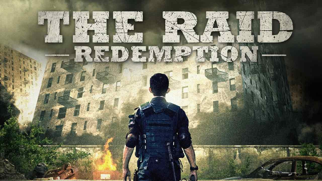 the raid redemption movie