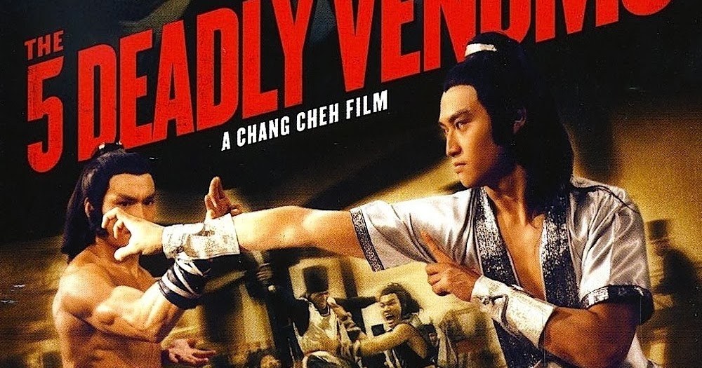 five deadly venoms movie