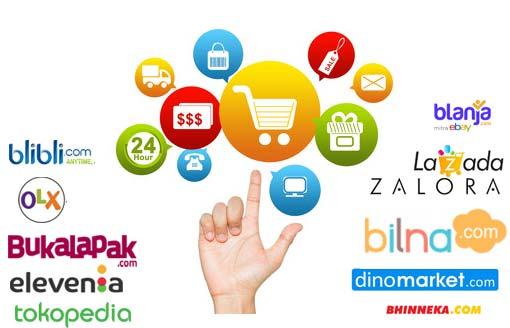 situs e commerce indonesia