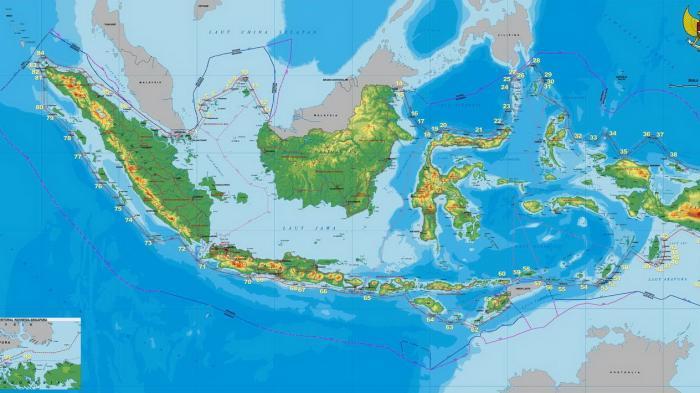 fakta tentang indonesia