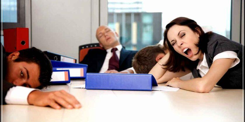 mengatasi hilangnya motivasi kerja