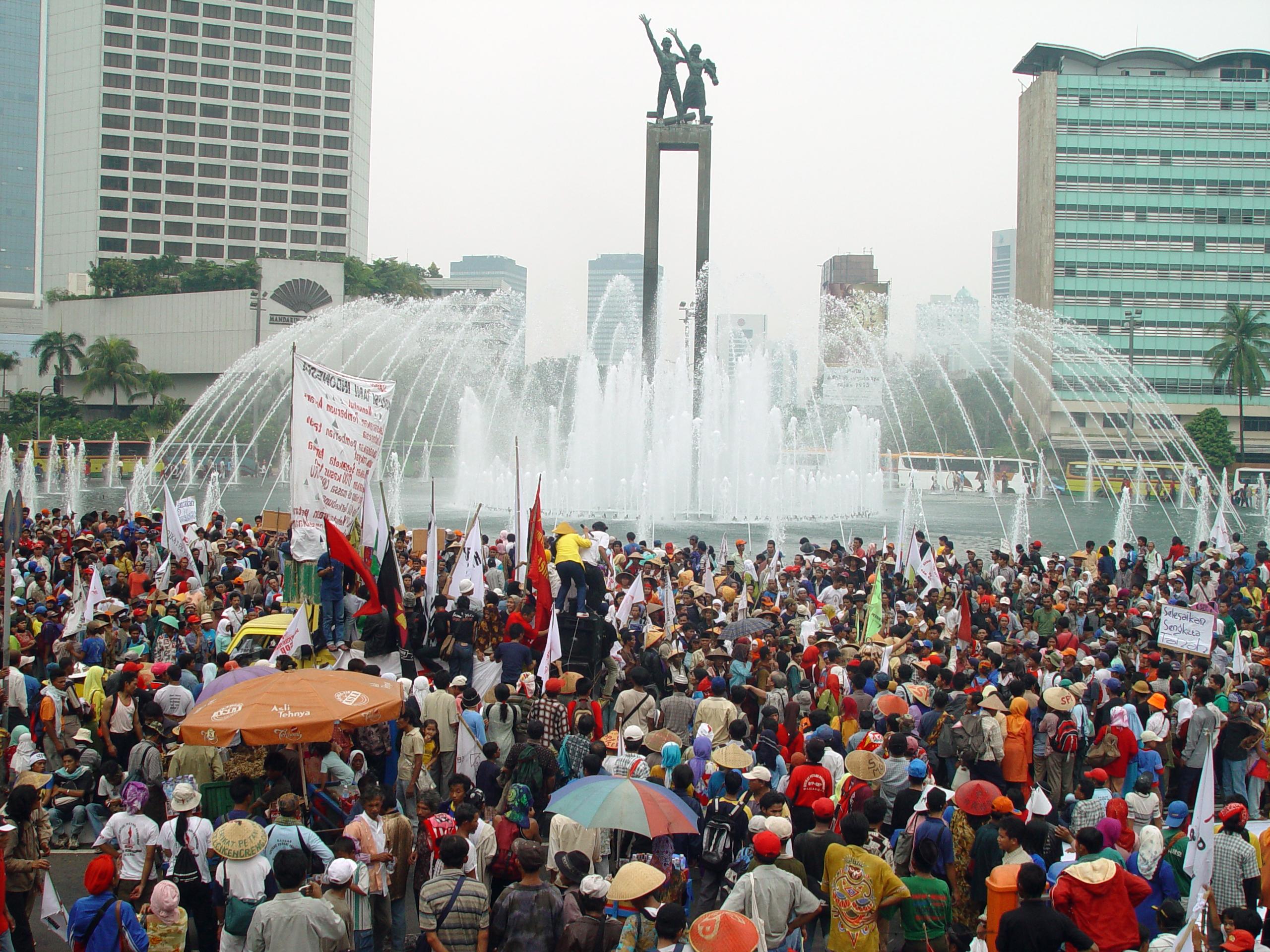kepadatan penduduk indonesia