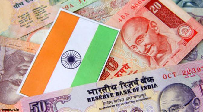 perekonomian india
