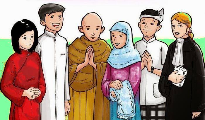Semboyan Indonesia Bhinneka Tunggal Ika