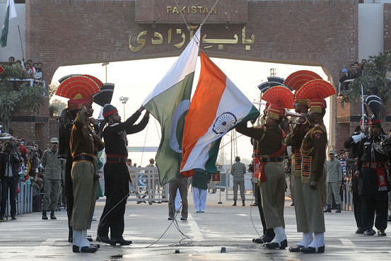 perang india dan pakistan