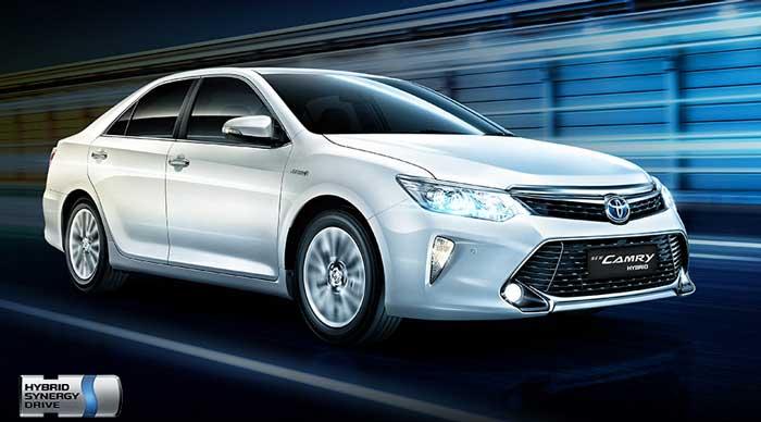 Harga Mobil hybrid di Indonesia