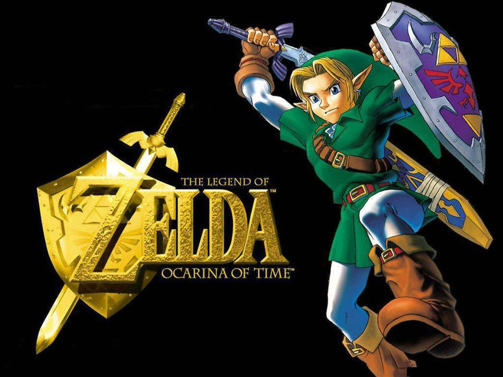 the legend of zelda octarina of time