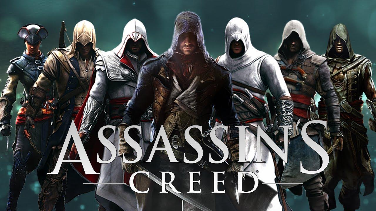 Game Assassin S Creed Apa Yang Terbaik Galena