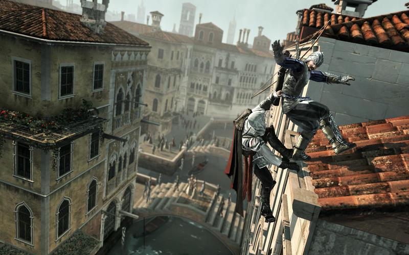 Assassins creed permainan yang mengagumkan