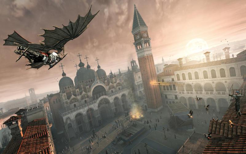 Alur permainan Assassins creed yang menantang