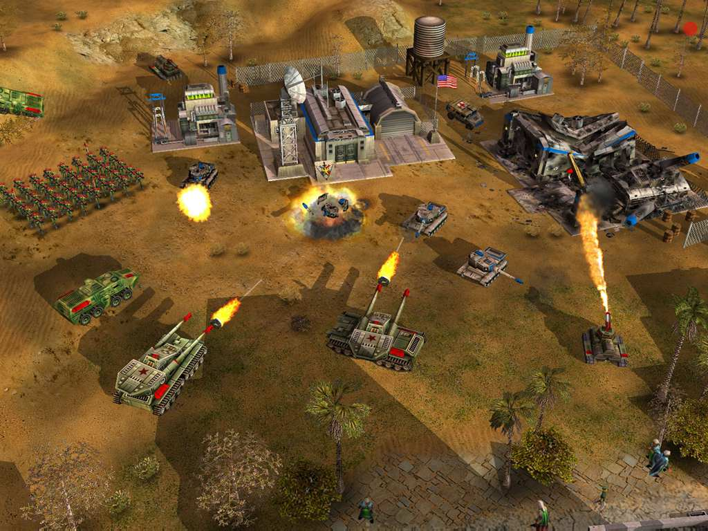 game terbaik di command and conquer