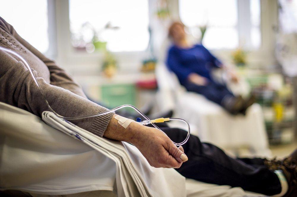 Kemoterapi pada penderita kanker payudara