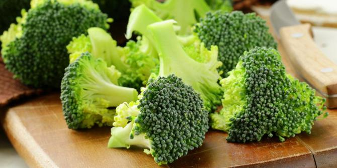 Brokoli sebagai salah satu makanan pencegah kanker