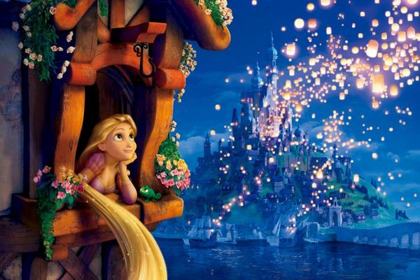 Film animasi tangled