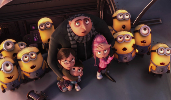 Film animasi despicable me