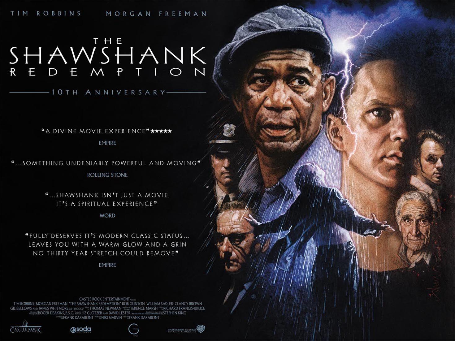 film shawshank redemption