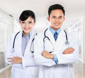 Tahapan menjadi dokter