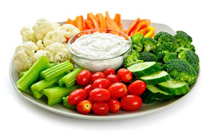 Perlu mengkonsumsi makanan berserat