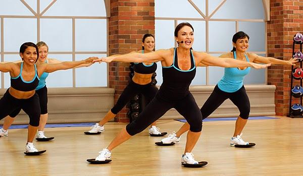 gerakan senam aerobik pemula