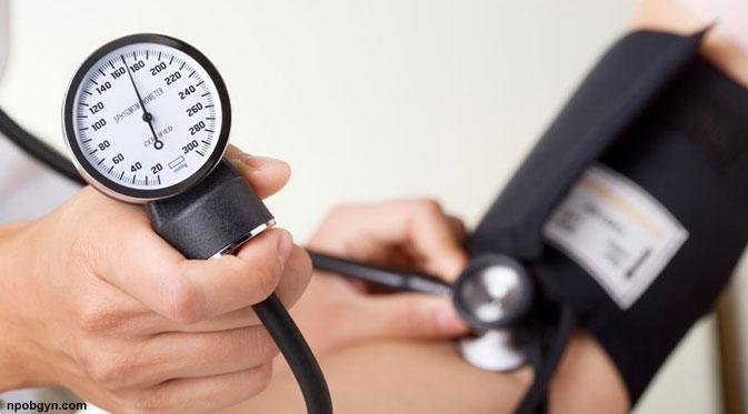 penyebab hipertensi